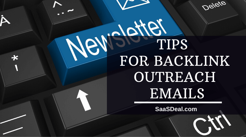 Tips for backlink outreach emails