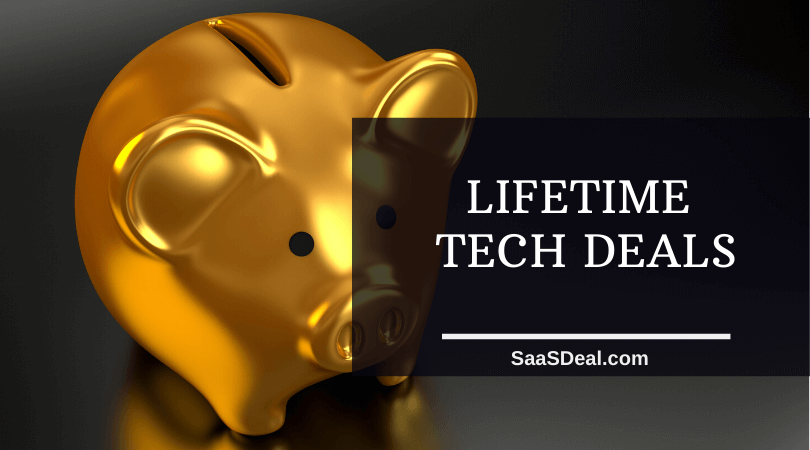 Lifetime tech deals