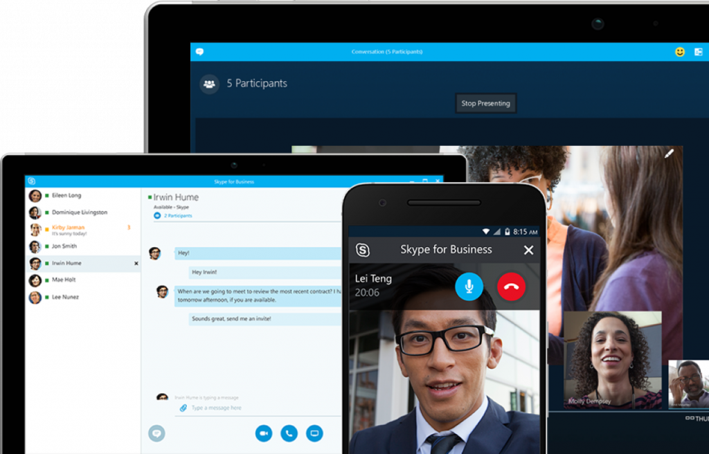 popular video conferencing apps
